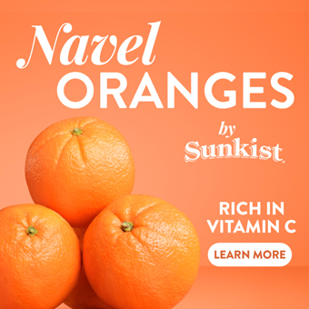 Navel Oranges by Sunkist | Rich in Vitamin C | Learn More