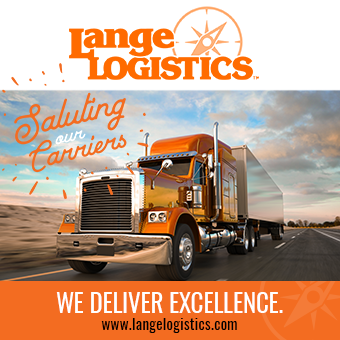 Lange Logistics—Saluting our Carriers. We Deliver Excellence.