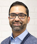 Ajit Saxena, Digital Marketing Coordinator, Mucci Farms