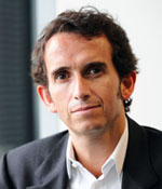Alexandre Bompard, Chairman and CEO, Carrefour