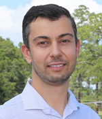 Angelos Deltsidis, Assistant Professor of Postharvest Physiology, University of Georgia