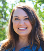 Carrie Briones, Sales and Grower Relations, LIV Organic