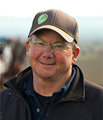 Dave Gleason, Chief Horticulturist, Domex Superfresh Growers