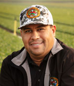 Juan Calderon, Director of Farming Operations, Duncan Family Farms