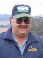 Dick Peixoto, Grower Owner, Lakeside Organic Gardens (Photo Credit: Science Notes, UC Santa Cruz)