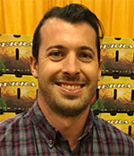 Dillon Luallen, Manager, Sierra Sun Fruit Marketing