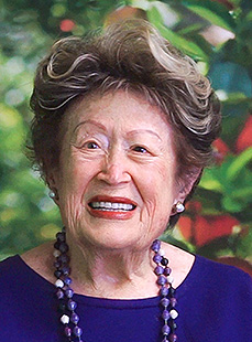 Dr. Frieda Rapoport Caplan, Founder, Frieda's Specialty Produce