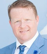 Jason Peattie, Director of Sales and Marketing, CHEP Canada