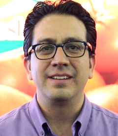 Guillermo Martinez, General Manager, Kingdom Fresh Farms