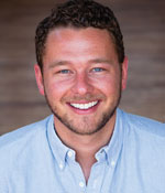 Luke Saunders, Founder and CEO, Farmer's Fridge