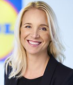 Malin Laurén, Purchasing Director, Lidl Sweden