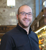 Mimmo Franzone, Director of Produce and Floral, Longo's