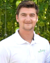 Matt Quiring, Retail Accounts Manager, NatureFresh™ Farms