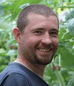 Nick Chaney, Head Grower, BrightFarms Ohio Facility