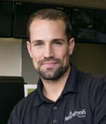 Paul Schockman, Sales Office Manager, NatureFresh™ Farms