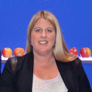 Sandi Boyden, Marketing Manager - Pipfruit, T&G Global