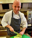 Aaron Marsh, Sous Chef, Sorrel Restaurant at Ston Easton Park