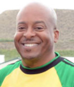 Sheldon Brown, Liason Officer, Jamaican Embassy
