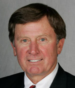 Steve Spurrier, Retired Football Coach, University of Florida