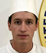 Stijn Roelandt, International Taste Institute Jury Member and Sous-Chef, Hof van Cleve