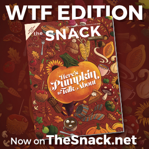 The Snack Magazine, November, 2019