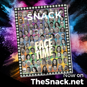 The Snack Magazine, October, 2019