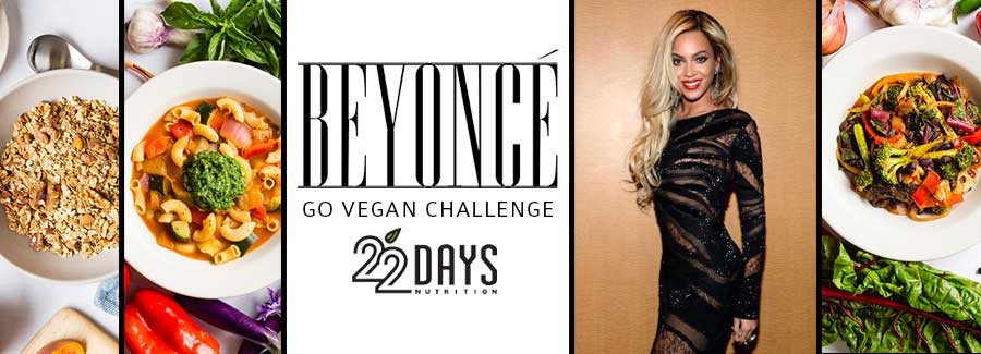 Beyonce Challenges You to Go Vegan via her New Delivery Deal