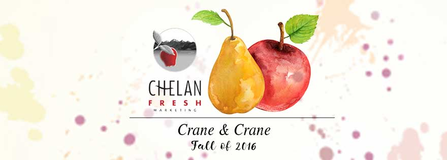 Chelan Fresh Announces New Distribution Partnership with Crane and Crane