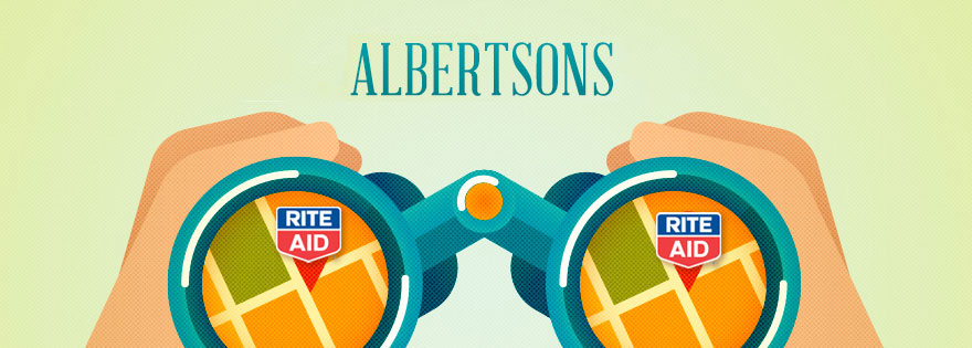 Albertsons Emerges as a Suitor in Possible Rite-Aid Store Acquisitions