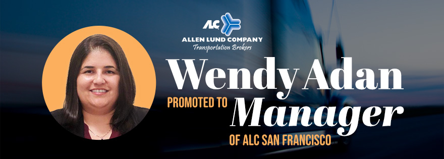 Allen Lund Promotes Wendy Adan as Manager of ALC San Francisco