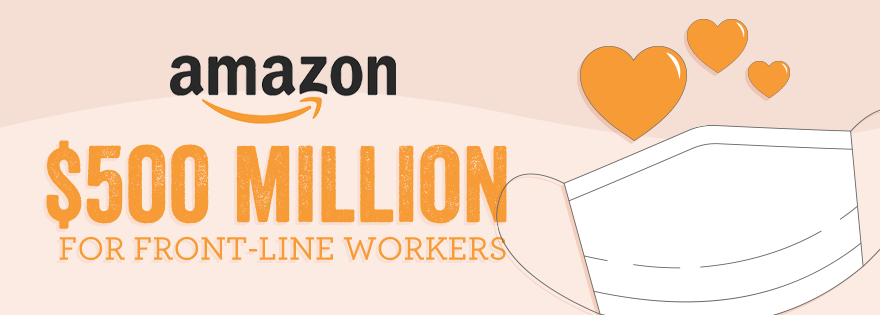 Amazon Invests $500M In June Employee Bonuses
