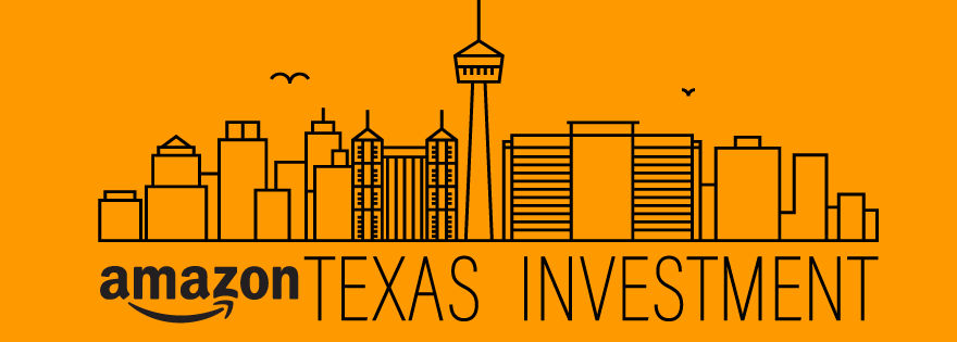 Amazon Continues Texas Investment With New Facilities