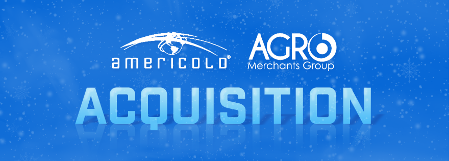 Americold Acquires Agro Merchants Group for $1.74 Billion