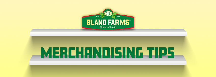 Bland Farms' Troy Bland and Meg Robinson Divulge Exclusive Merchandising Tips