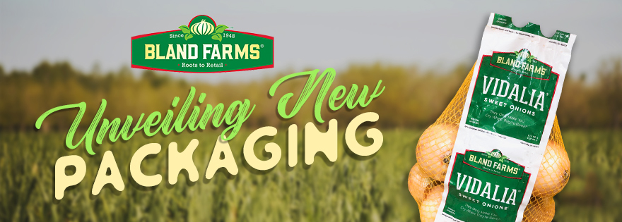 Bland Farms® Reveals New Packaging