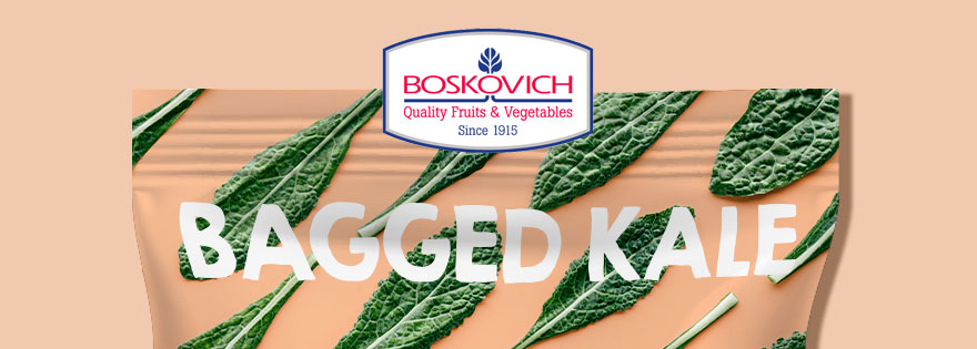 Boskovich Farms Darrell Beyer Discusses New Chopped Bagged Kale