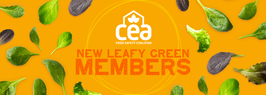 CEA Food Safety Coalition Announces New Members