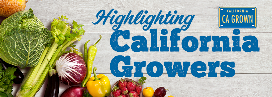CA GROWN Working to Promote California-Grown Products