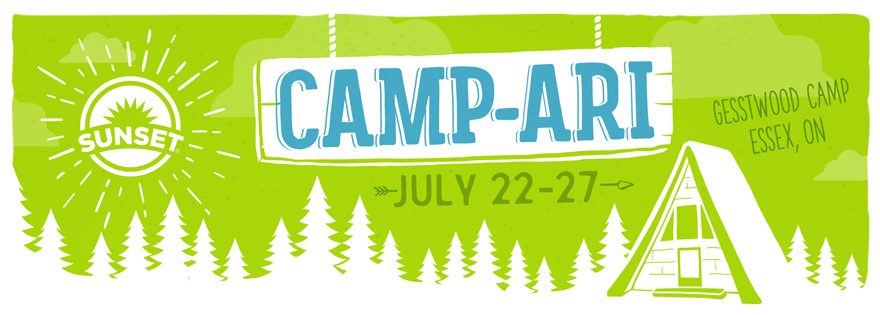 SUNSET® Inspires 32 Local Youth with CAMP-ARI Summer Camp