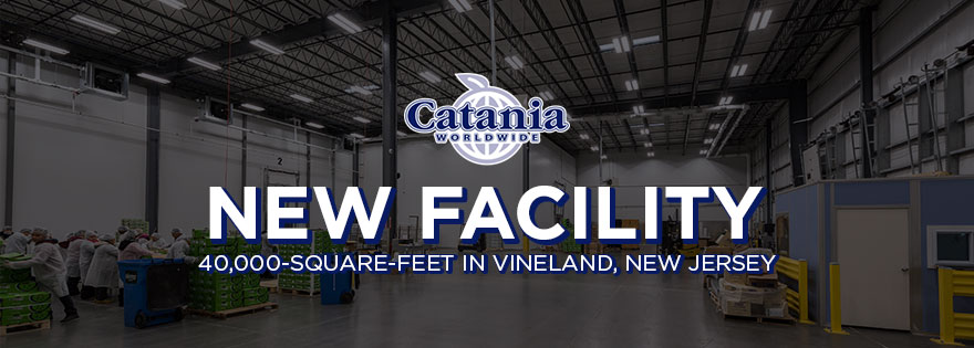 Catania Worldwide Debuts New Vineland, New Jersey Facility; Paul Catania Jr. Discusses