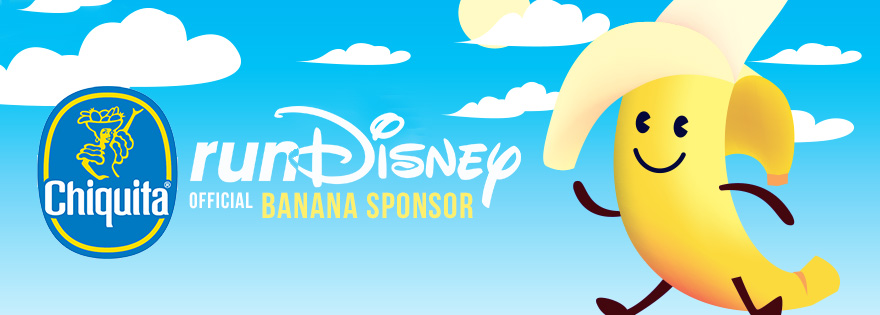 Chiquita Celebrates Walt Disney World® Marathon Weekend As Official Banana Sponsor