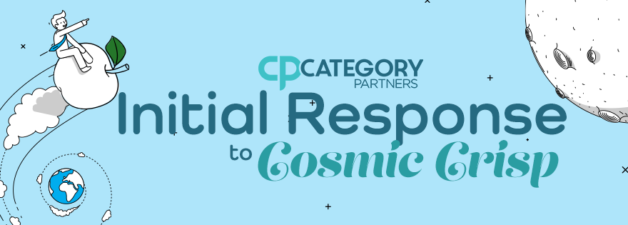 Category Partners Survey Reveals Strong Initial Response to Cosmic Crisp