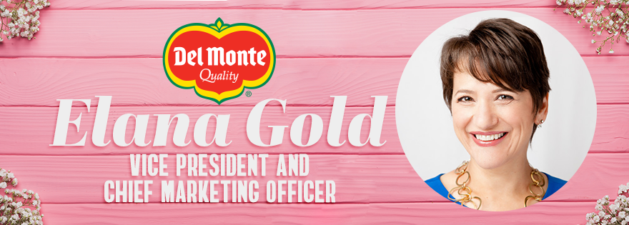 Fresh Del Monte Produce Names Elana Gold Chief Marketing Officer