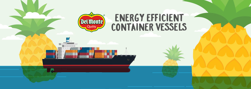 Del Monte Fresh Produce Announces Six New Energy Efficient Container Vessels for Central America U.S. Shipping Services