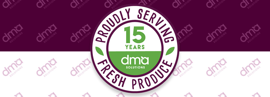 DMA Solutions Celebrates 15 Years of Service to the Fresh Produce Industry