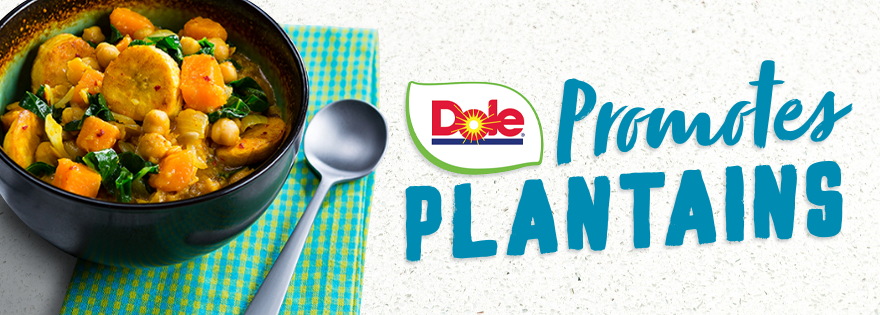 Dole Promotes Plantains As Back-To-School Treat For Fall