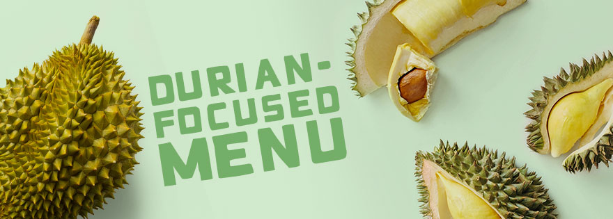 Puan Sri Offers Entire Durian-Focused Menu, Including Cakes and Pizza