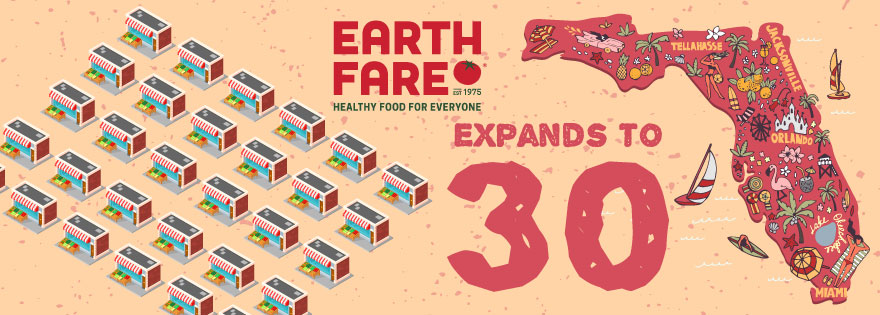 Earth Fare Doubles its Footprint