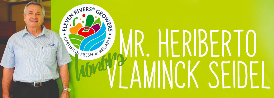 Eleven Rivers Growers Unveils Plaque in Honor of Heriberto Vlaminck