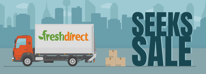 FreshDirect Shops for Buyers After Expansion Plan Falls Flat